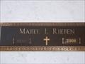 Image for 100 - Mabel L. Rieben - Largo, FL