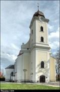 Image for Kostel Sv. Jana Krtitele / Church of St. John the Baptist - Hlucín (North Moravia)