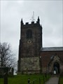 Image for All Saints' Church Tower - Church Lawton, Stoke- on- Trent, Staffordshire.
