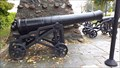Image for Smith's Knoll - British Blomefield Cast Iron 24-pounder SBML Gun WCo 143 (Hamilton ON)