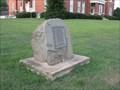 Image for War of the Nations Memorial - Crawfordville, GA