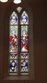 Image for Stained Glass Windows - Holy Trinity RC church - Hethe, Oxfordshire
