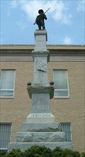 Image for Vance County Confederate Monument