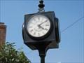 Image for Town Clock .. Graham, North Carolina