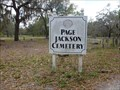 Image for Page Jackson Cemetery - Sanford, FL