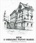 Image for The house 'U obrazku Panny Marie'  by  Karel Stolar - Prague, Czech Republic