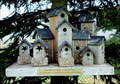 Image for Birdhouse Collection at Midway City Cemetery - Midway, Utah USA