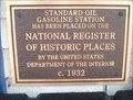 Image for Route 66 Illinois:  Standard Sinclair Gas Station