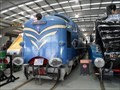 """Image for English Electric DP1 """"prototype Deltic"""" - National Railway Museum Shildon, County Durham, England"""