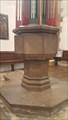 Image for Baptism Font - St Stephen - Sneinton - Nottingham, Nottinghamshire