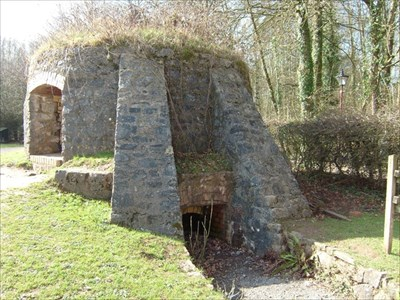 Pottery Kiln - Remnant - St Fagans