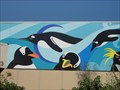 Image for Penguin Mural  -  San Diego, CA