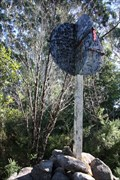 Image for Mt Dromedary. Trig point, Gulaga, Tilba Tilba NSW