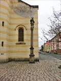Image for Marian Column, Kraslice, Czech Republic