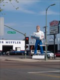 Image for Joor Muffler Man
