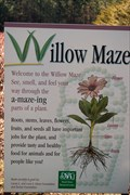 Image for Willow Maze - Belmont North Carolina