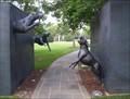 Image for Racist Dogs Sculpture - Birmingham, Alabama