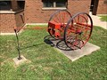Image for Vintage Fire Hose Cart - Simcoe, ON