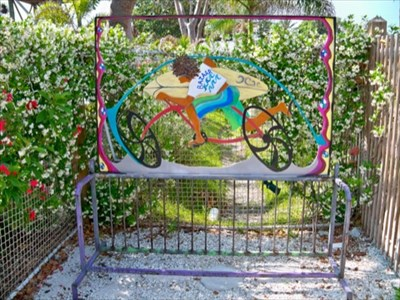 Bridge St  Bike Tender-Bradenton Beach FL - Bicycle Tenders