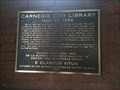 Image for Carnegie City Library - San Luis Obispo, CA