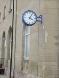 Image for Railway station clock - Markt Bibart, Germany