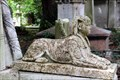 Image for Andrew Ducrow Sphinxes - Kensal Green Cemetery, London, UK