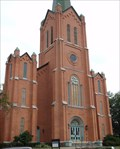Image for First Presbyterian Church - Court Street Historic District -  Binghamton, NY