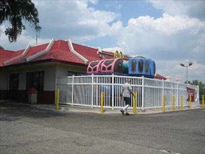 Archer Rd Mcds Gainesville Fl Mcdonald S Restaurants On Waymarking