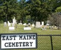 Image for East Maine Cemetery - East Maine, NY