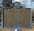 Image for Old Bethel United Primitive Baptist Church and Cemetery - Asbury, AL