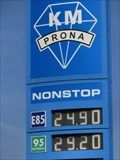 Image for E85 Fuel Pump KM Prona - Kardašova Recice, Czech Republic