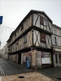 Image for Maison colombage - Saint Jean d'Angely, France