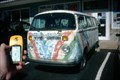 Image for Tie-Dye Dave's Hippie Van and Motorcycle