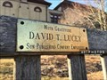 Image for David T. Lucey dedicated bench - Westerly, Rhode Island  USA