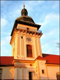 Image for Zamecka vez / Chateau Tower, Benatky nad Jitzerou, CZ