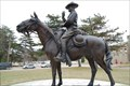 Image for Duty Statue - Fort Riley, Kansas