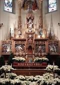 Image for High Altar - Saint Joseph Church - Erie, PA