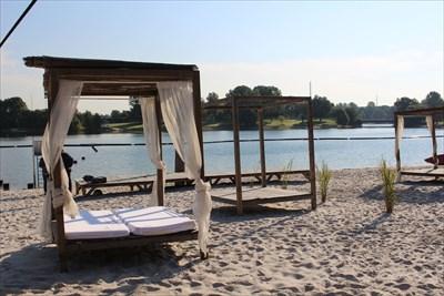 Fühlinger See Strand