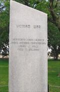 Image for Vietnam War Memorial - Farwell, TX