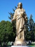 Image for Jesus Christ - St. Joseph Cemetery - Monroe, Michigan
