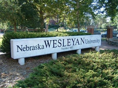 Nebraska Wesleyan University Lincoln Nebraska Universities And
