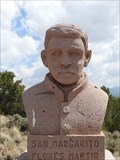 Image for Margarito Flores, Saints of the Cristero War (Memorial to Mexican Martyrs) - San Luis, CO, USA