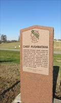 Image for Chief Pushmataha – Muskogee, OK