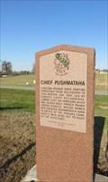 Image for Chief Pushmataha – Muskogee, OK