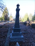 Image for Sion F Mobley - Pine Grove Cemetery - Nevada City, CA