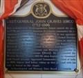 "Image for ""LIEUT.GENERAL JOHN GRAVES SIMCOE"" - Wolford Chapel - Dunkeswell, Devon, UK"