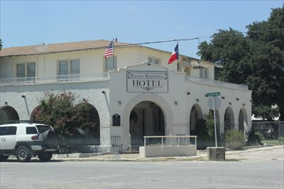 The Historic Rocksprings Hotel Tx Antique Hotels On Waymarking