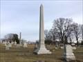 Image for John Henry Briggs family - Riverside Cemetery, Attica, IN