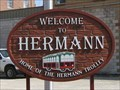 Image for Welcome To Hermann, Hermann, MO