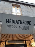 Image for Mediatheque Pierre Moinot - Niort, France